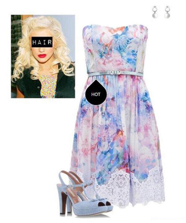 لباس بهاری