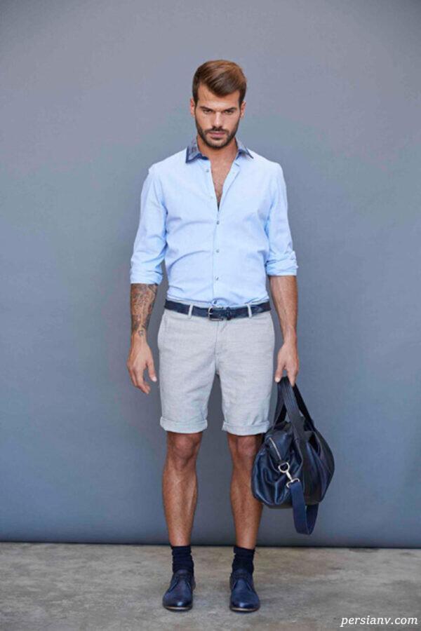 لباس بهاری مردان