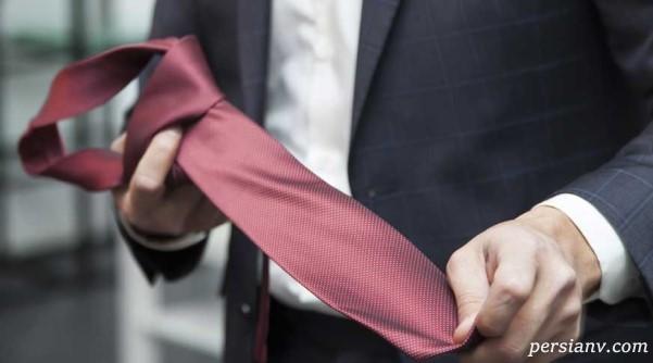 اصول ست کردن پیراهن و کراوات مخصوص آقایون شیک پوش