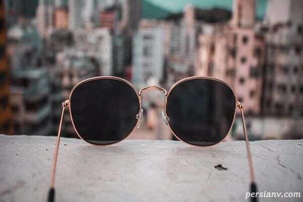 عینک آفتابی مناسب هر صورت