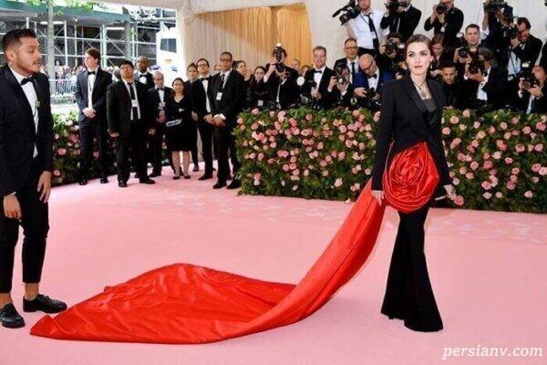 مدل لباس زنان مشهور در فرش قرمز جشنواره کن