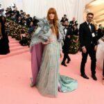 مدل لباس ستاره ها در مراسم مد مت بال