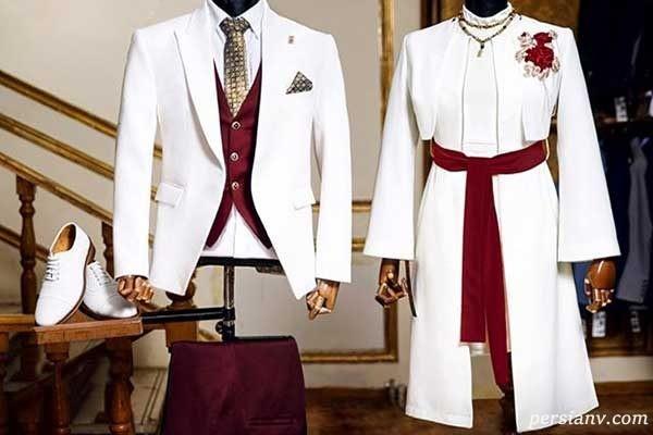 ست لباس با همسر