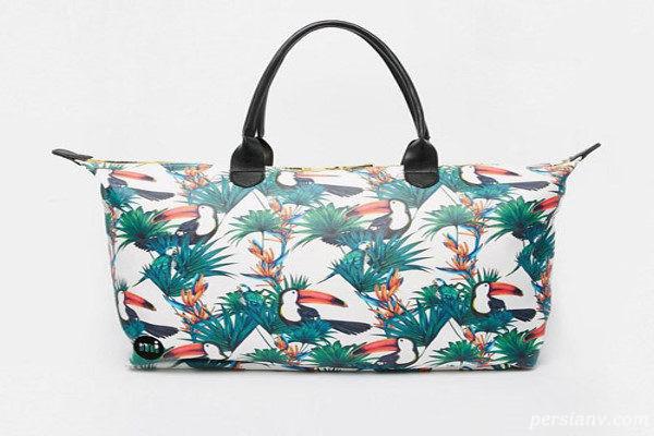 کیف های شیک برای سفرهای دو روزه در آخرهفته و تابستان! +عکس