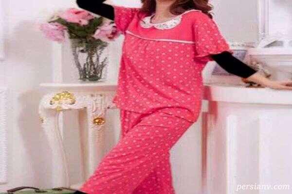 لباسهای خانگی زنانه شیک