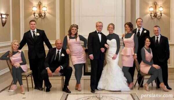 لباس برای جشن عروسی