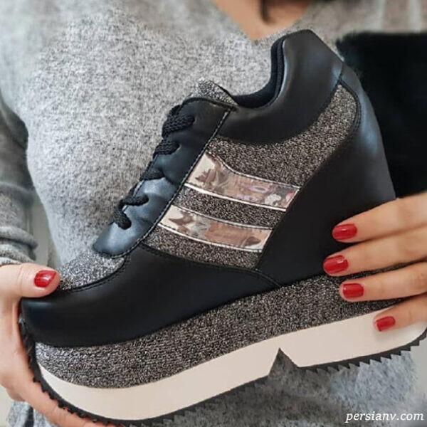 کفش های لژدار