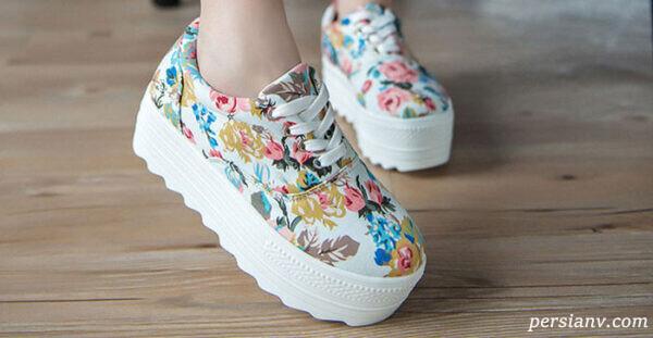 ایده های بسیار شیک برای پوشیدن کفش های لژدار