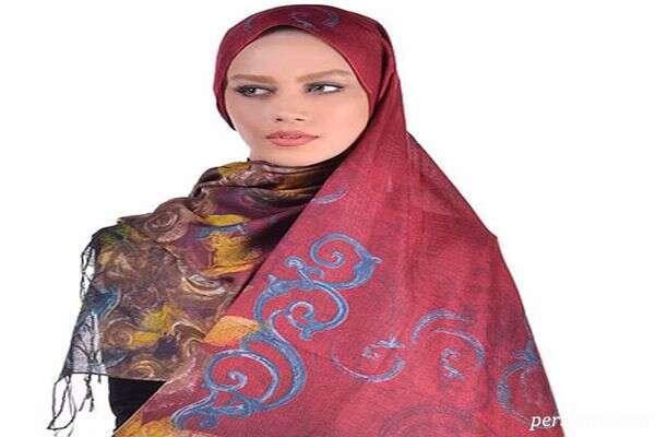 روسری زیبا زنانه