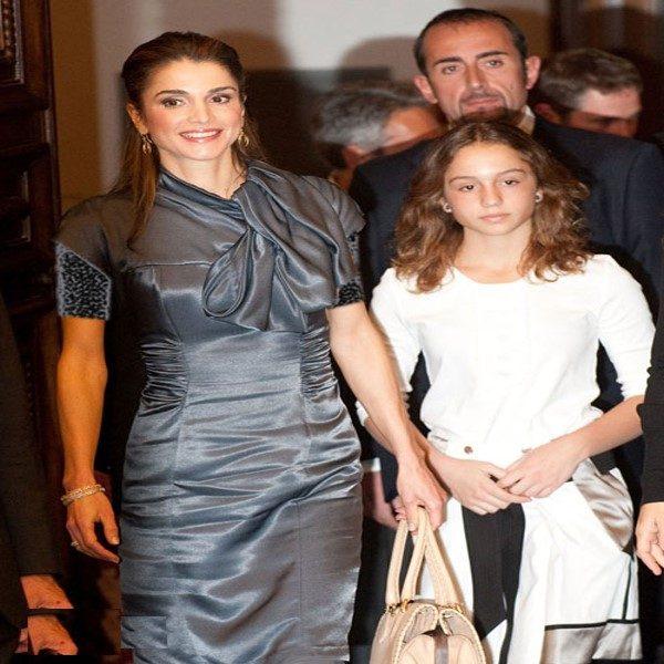 تیپ های مختلف پرنسس ایمان عبدلله از کشور اردن +عکس