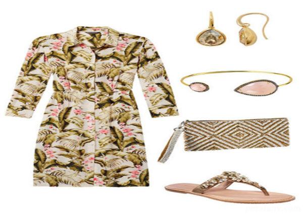 ست لباس تابستانه زنانه
