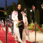 مدل لباس های شیک بازیگران معروف در جشن حافظ