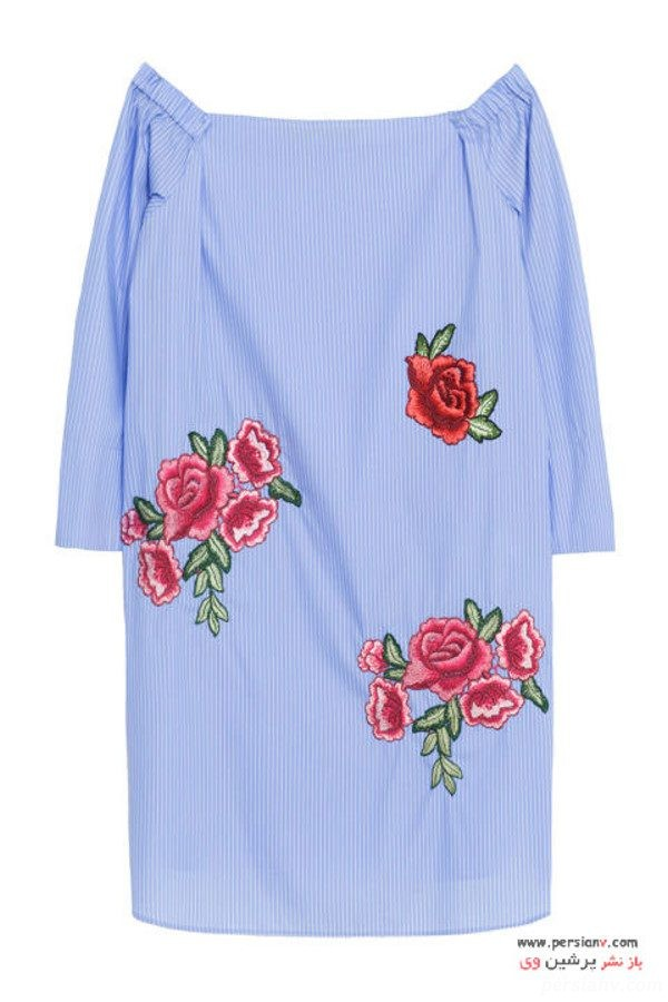 پیراهن های زنانه تابستانی