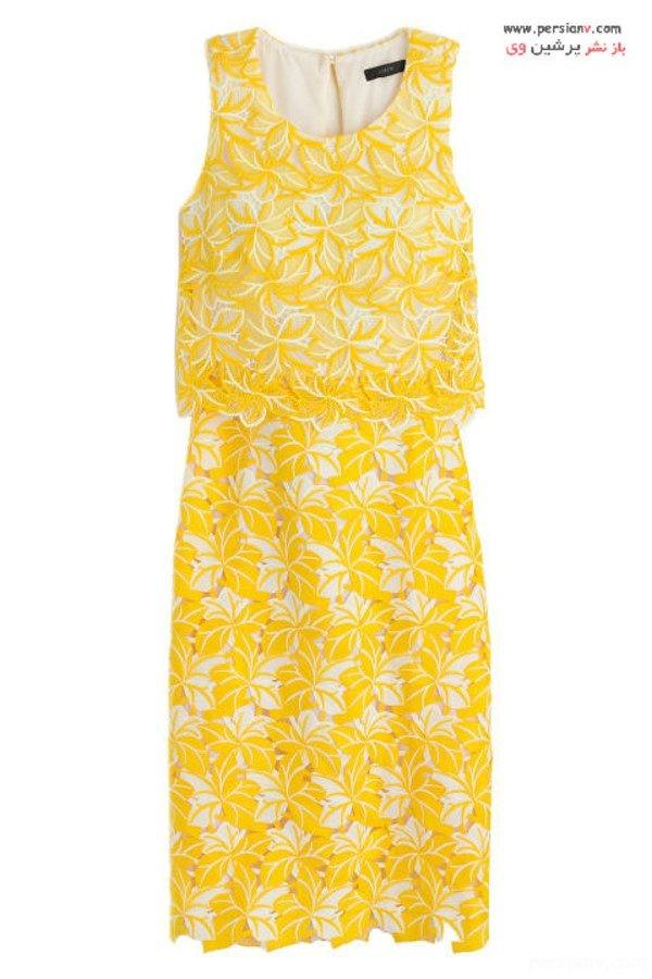 مدل پیراهن های زنانه و خنک تابستانی به پیشنهاد مجله Elle +عکس