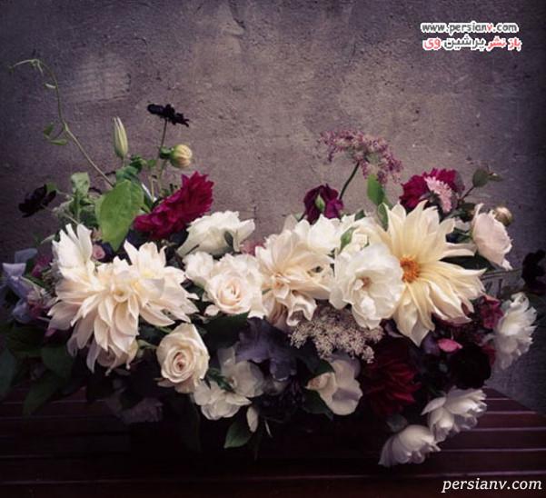 صفحات اینستاگرامی گل آرایی در مراسم عروسی