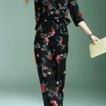 شیک ترین و زیباترین مدلهای بلوز و شلوار تابستانی اسپرت و مجلسی + تصاویر