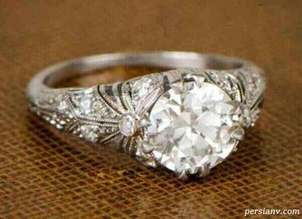 حلقه های ازدواج قدیمی