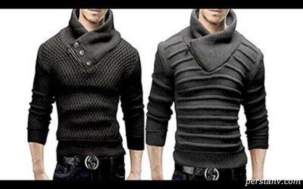 ۱۲ ست شیک و گرم با انواع لباس های بافت