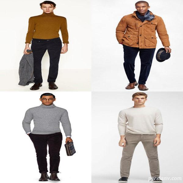 مدل لباس های پاییزی مردانه