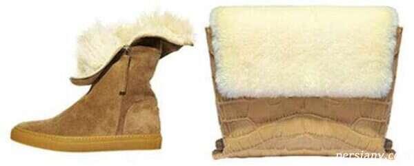 مدل کیف و کفش پاییزی