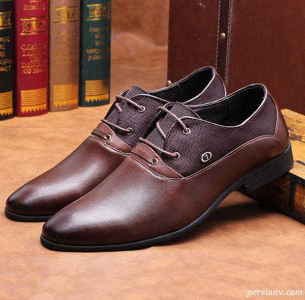 کفش های مجلسی مردانه