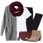 شیک ترین ست های لباس با نیم بوت برای جذاب بودن در پاییز و زمستان