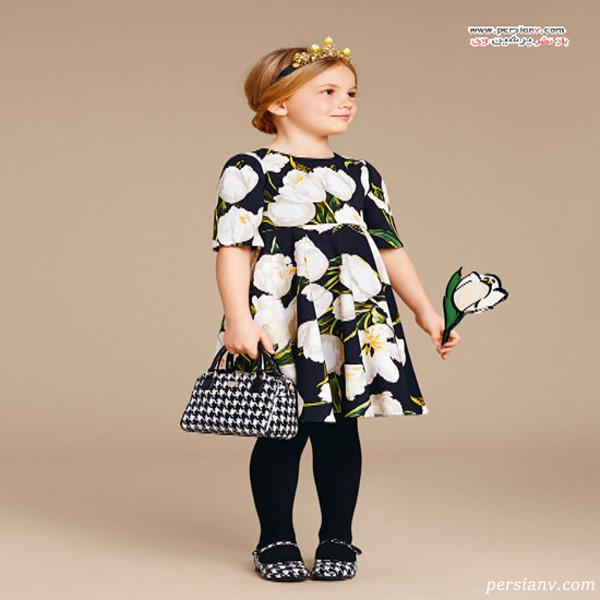لباس دخترانه دولچه گابانا