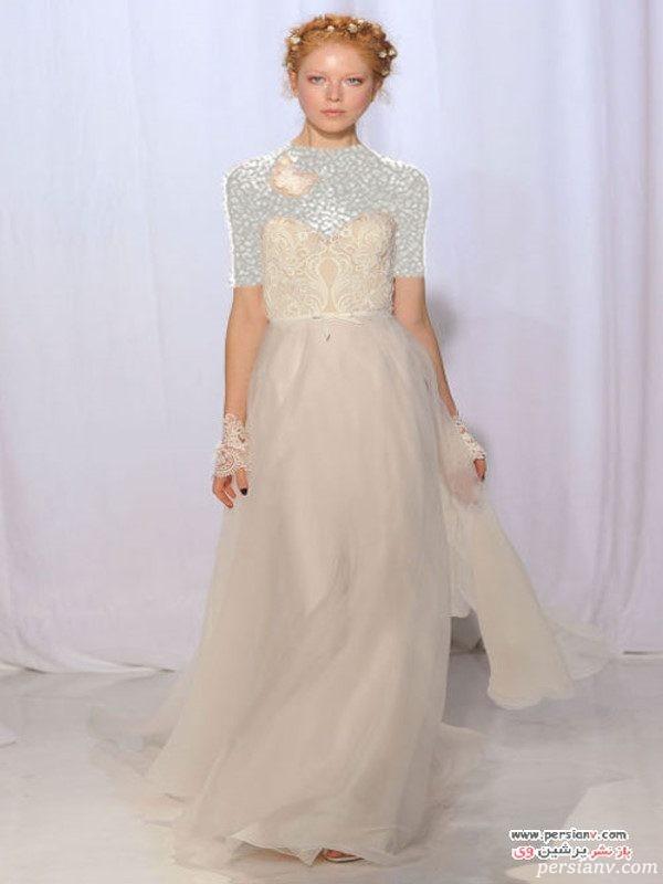 لباس عروس فشن شو