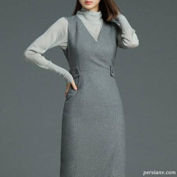مدل لباس زنانه پاییزی و زمستانی