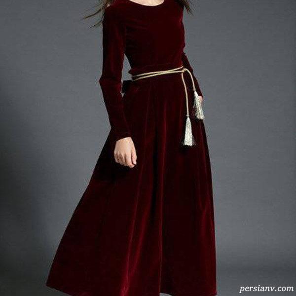 لباس زنانه پاییز و زمستانه بسیار شیک و زیبا برای روزهای سرد ۲۰۱۶-۲۰۱۷