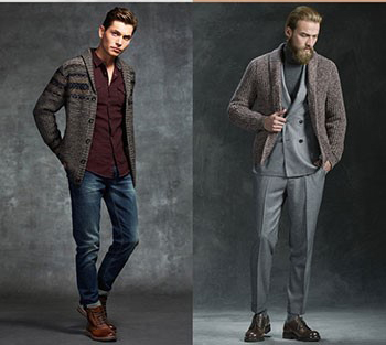 لباس گرم مردانه