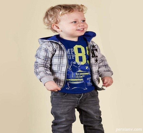 لباس بچه گانه زمستانی برای کوچولوهای خوش تیپ و جذاب +تصاویر