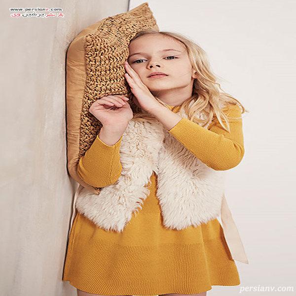 لباس های بچه گانه زمستانی