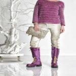استایل شیک و بی نظیر زمستانه با بهترین مدل لباس های اروپا مخصوص خانم های شیک پوش+تصاویر
