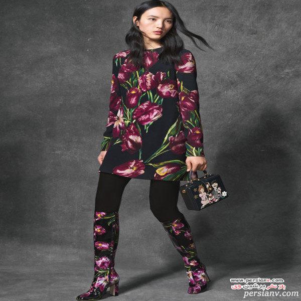 مدل لباس مجلسی دی اند جی