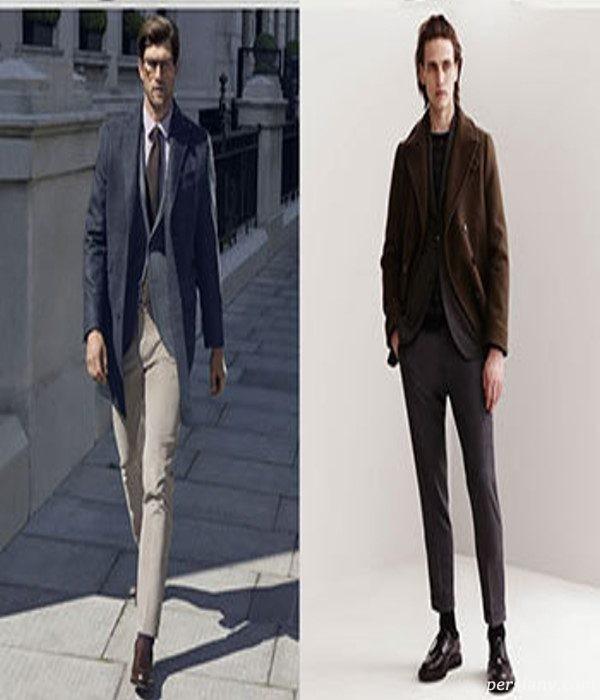 اصول لباس پوشیدن مردان برای زمستان | آقایون خوش تیپ بخوانند + تصاویر