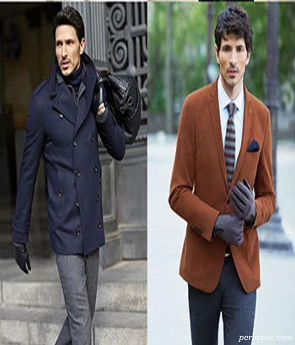 اصول لباس پوشیدن مردان