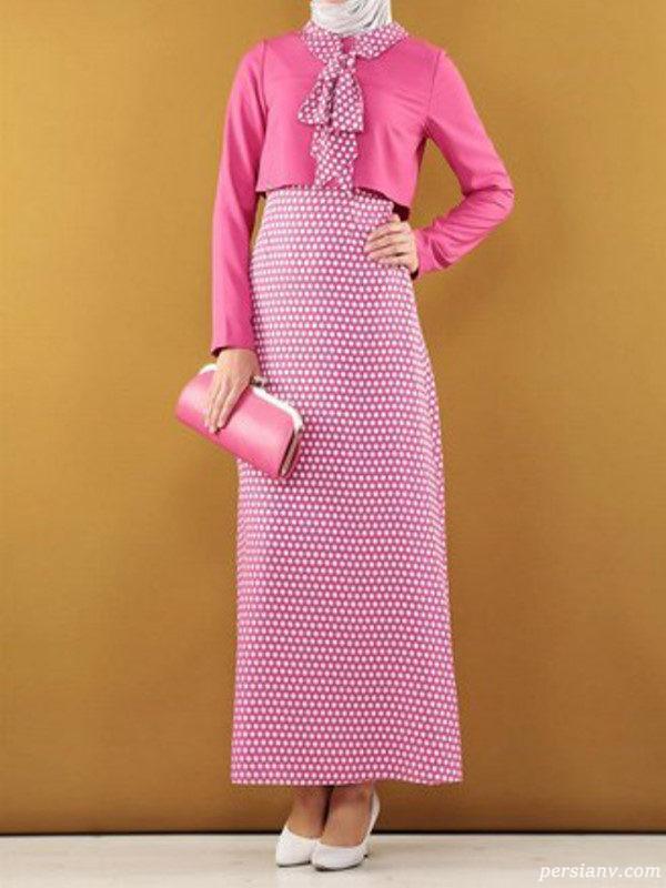 لباس مجلسی با حجاب