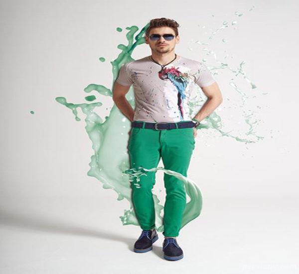 مدل لباس اسپرت مردانه برند Modacrise برای اقایون خوش تیپ
