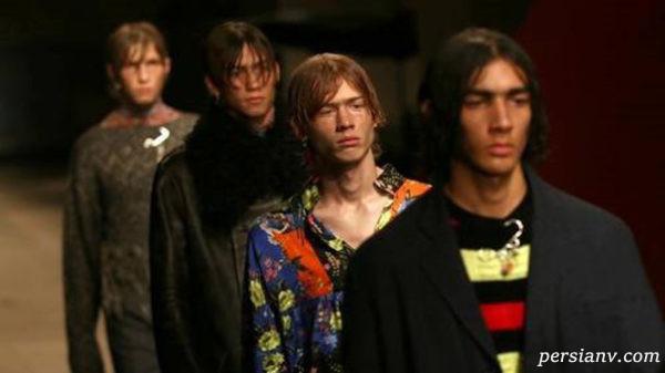 مدل لباس مردانه عجیب و غریب برای خاص پسندان