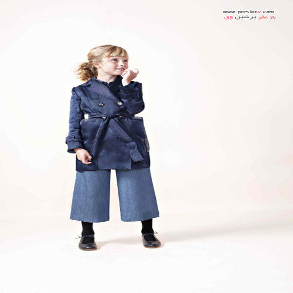 مدل لباس های زمستانی بچه گانه