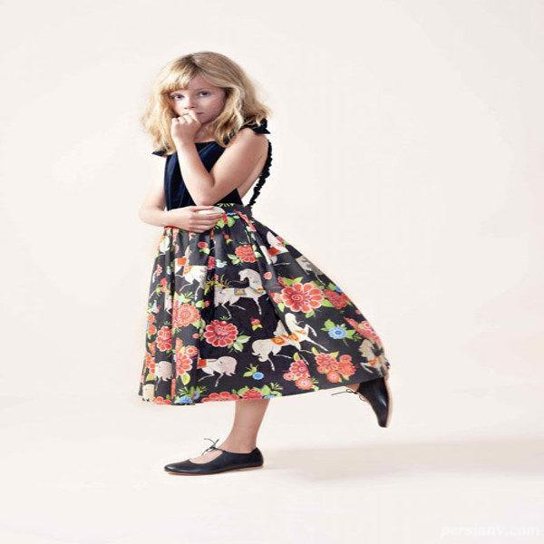 مدل لباس های بچه گانه برند شان و تاد در زمستان +عکس