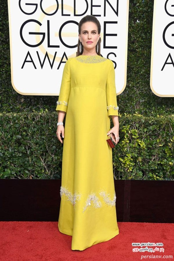 لباس مراسم گلدن گلوب 2017