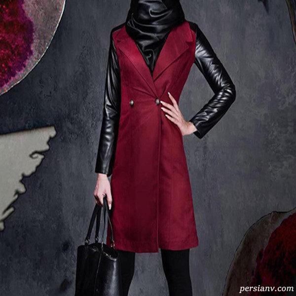 مدل مانتو و پالتوهای زمستانه برای خانم های خوش پوش+تصاویر
