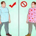اصول لباس پوشیدن آقایان چاق و درشت اندام +تصاویر