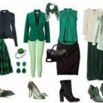 ست کردن رنگ لباس ها یا ترکیب رنگها + تصاویر