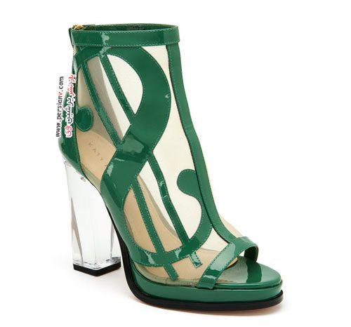 مدل کفش های زیبا و جدید
