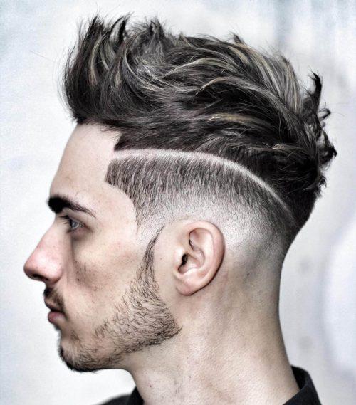 جدیدترین مدل مو مردانه