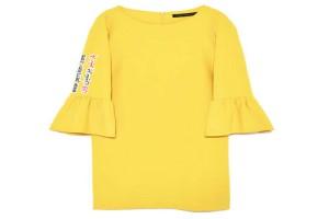 رنگ زرد در استایل لباس های بهار | با این ایده ها زرد را به لباس هایتان بیافزایید +عکس