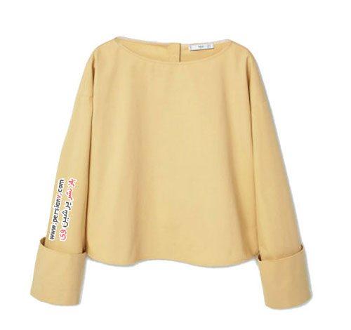 رنگ زرد در استایل لباس